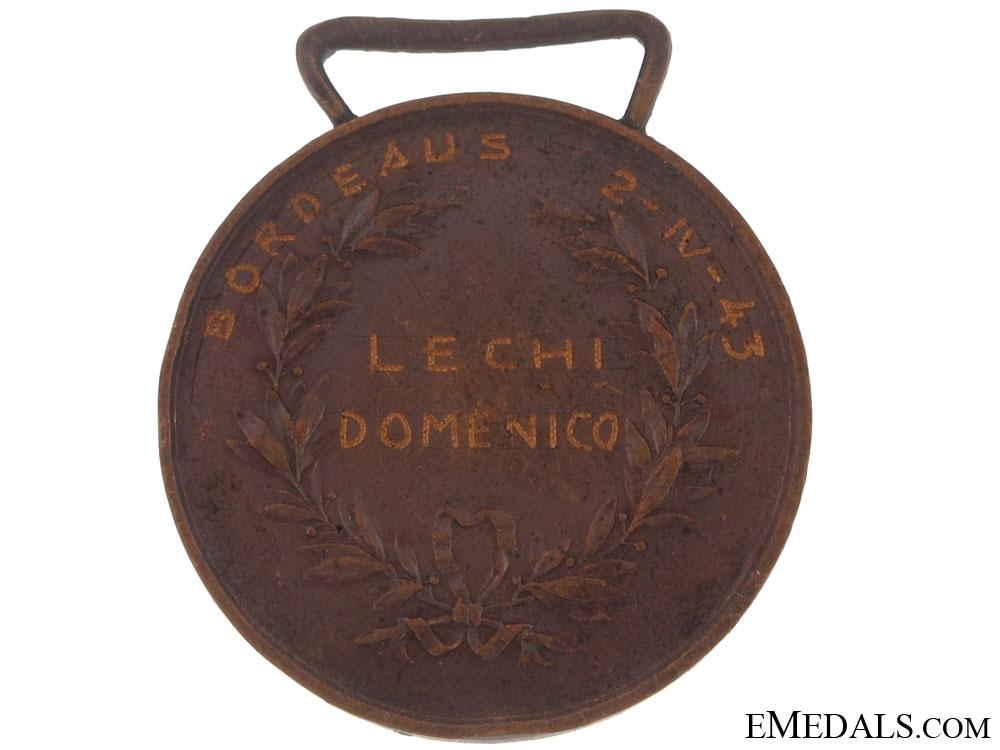 Four First War Italian Medals