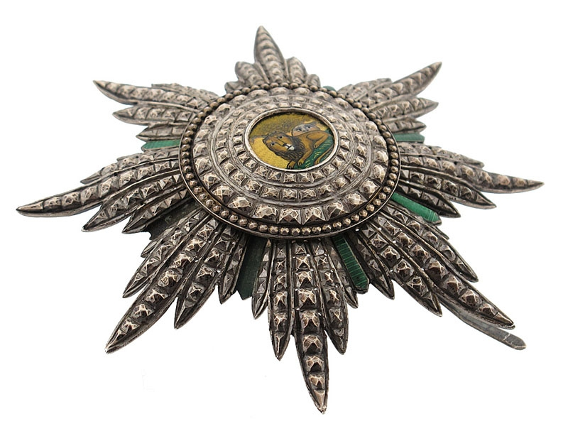Order of the Lion and Sun