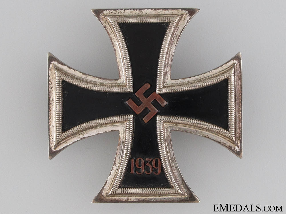 Iron Cross 1st Class 1939 - Schinkel Version