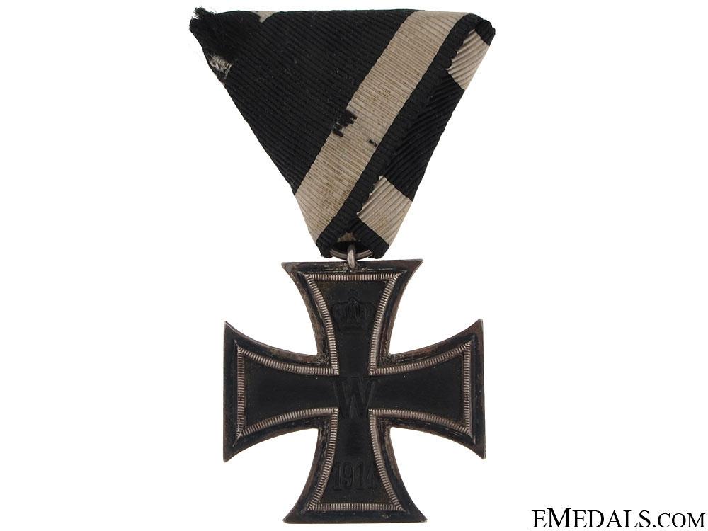 Iron Cross 2nd. Class 1914