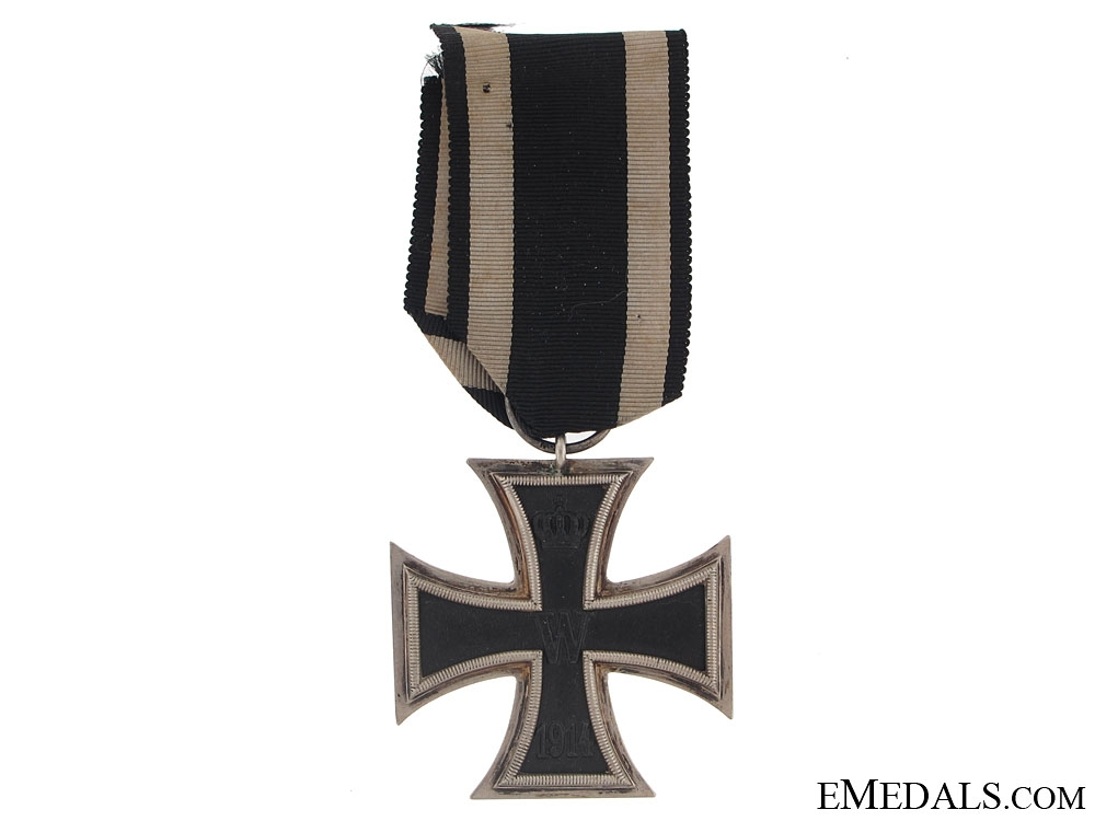 Iron Cross 2nd Class 1914 - Wagner