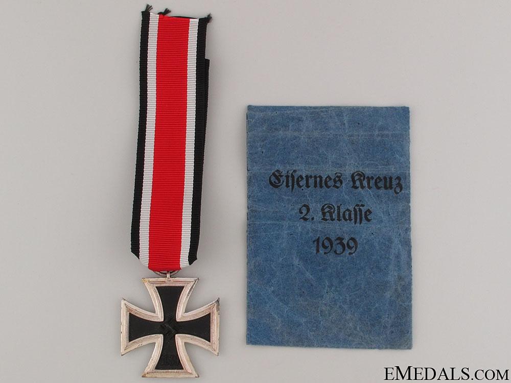 Iron Cross 2nd Class 1939 - Steinhauer & Luck
