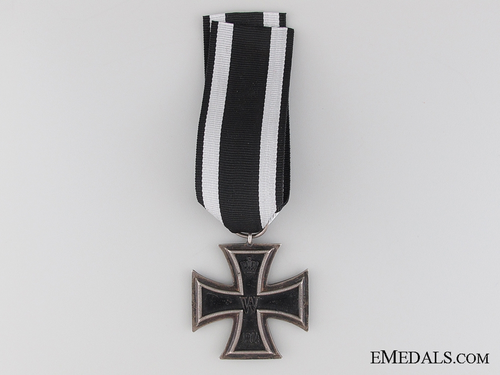 Iron Cross 2nd Class 1914 - Marked