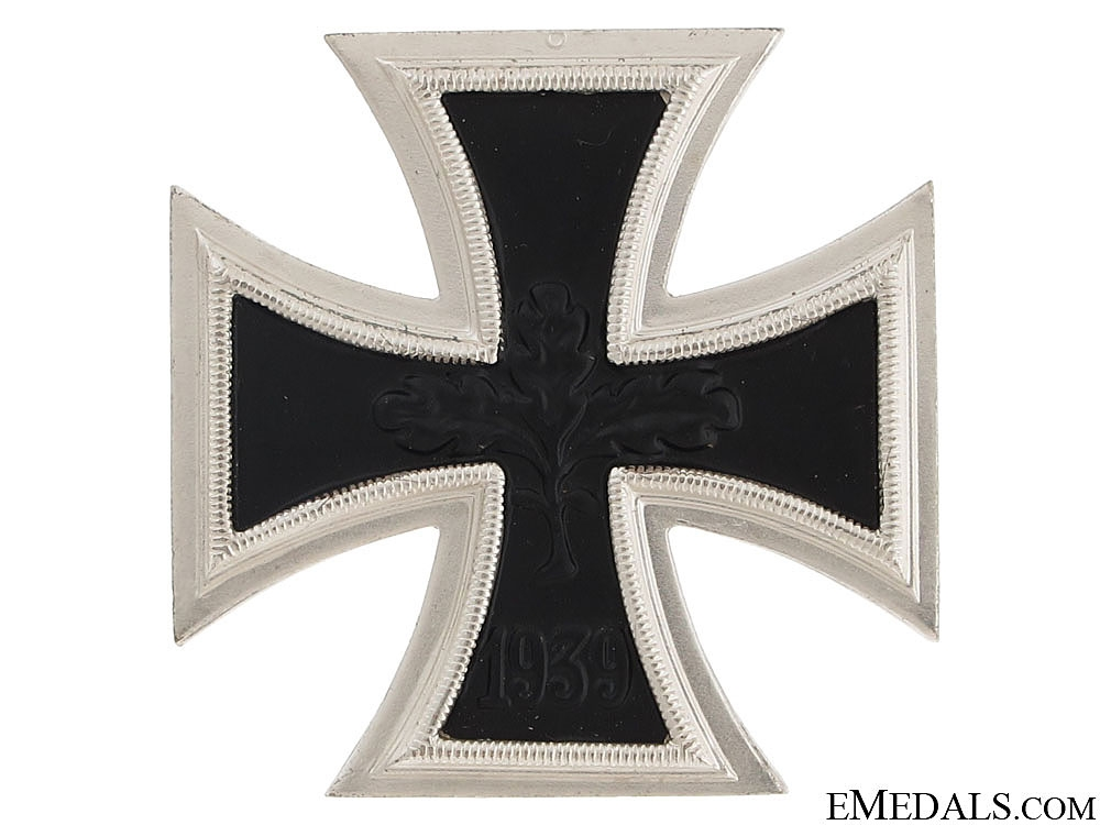 Iron Cross First Class - 1957 Version