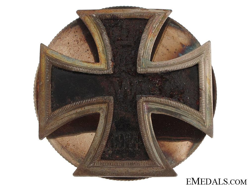 Iron Cross First Class 1914 - Hansen