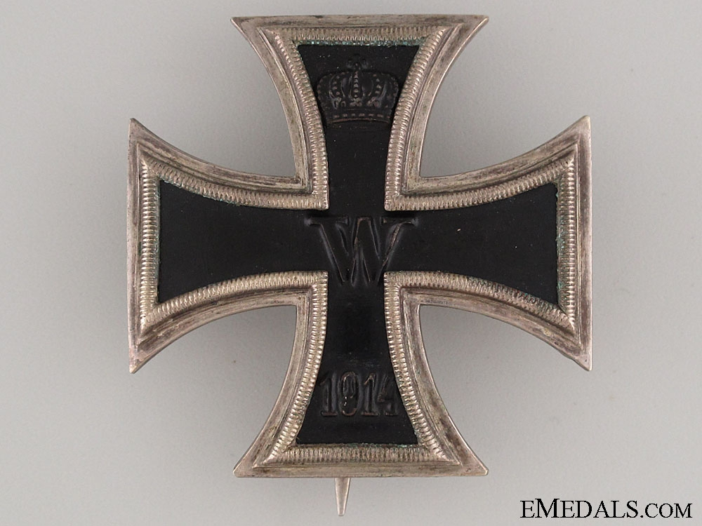 Iron Cross First Class 1914