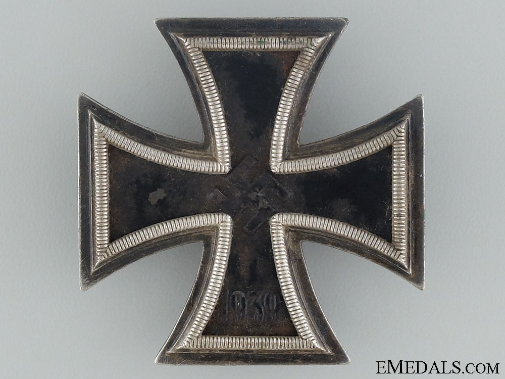 Iron Cross First Class 1939 by Maker L59