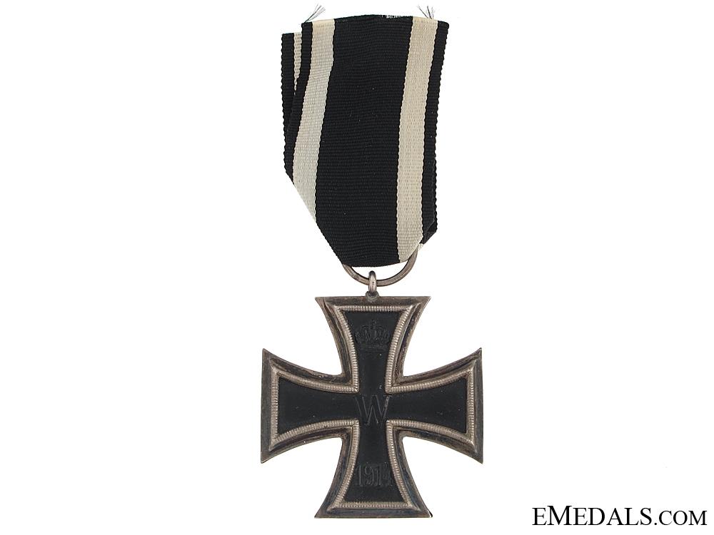 Iron Cross Second Class 1914 - KO