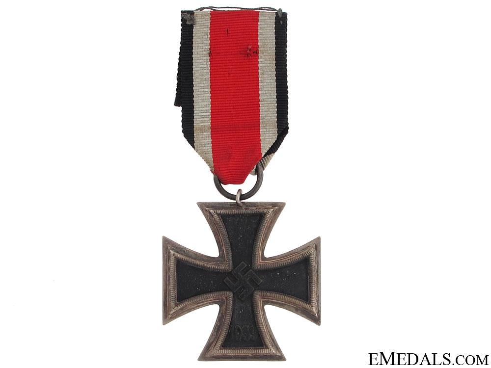 Iron Cross Second Class 1939 - # 55