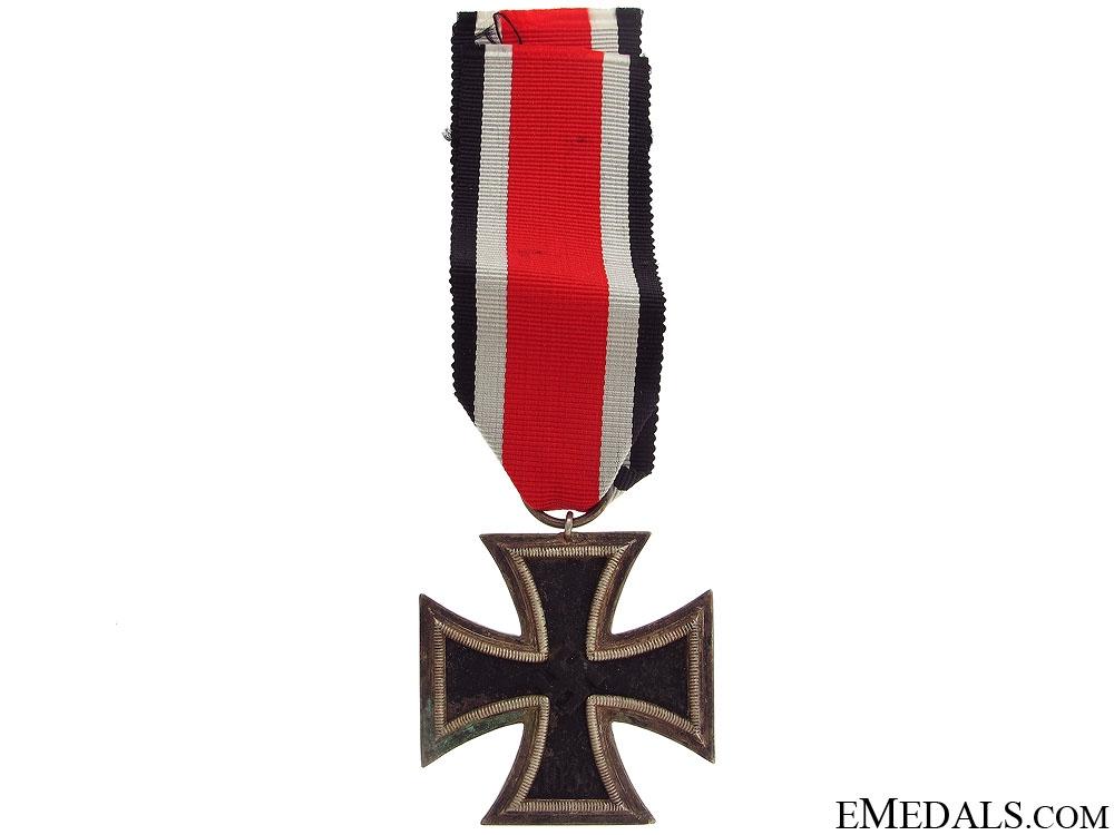 Iron Cross Second Class 1939 - Marked 27