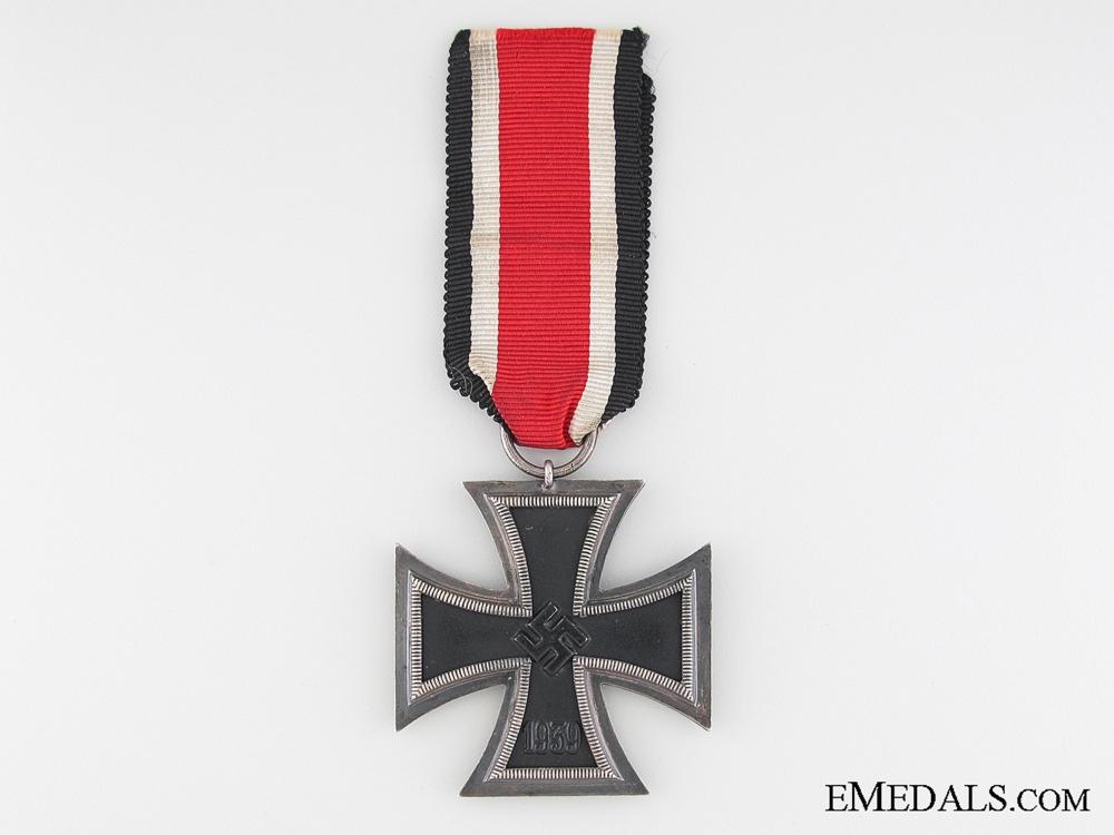 Iron Cross Second Class 1939 (Oversized)