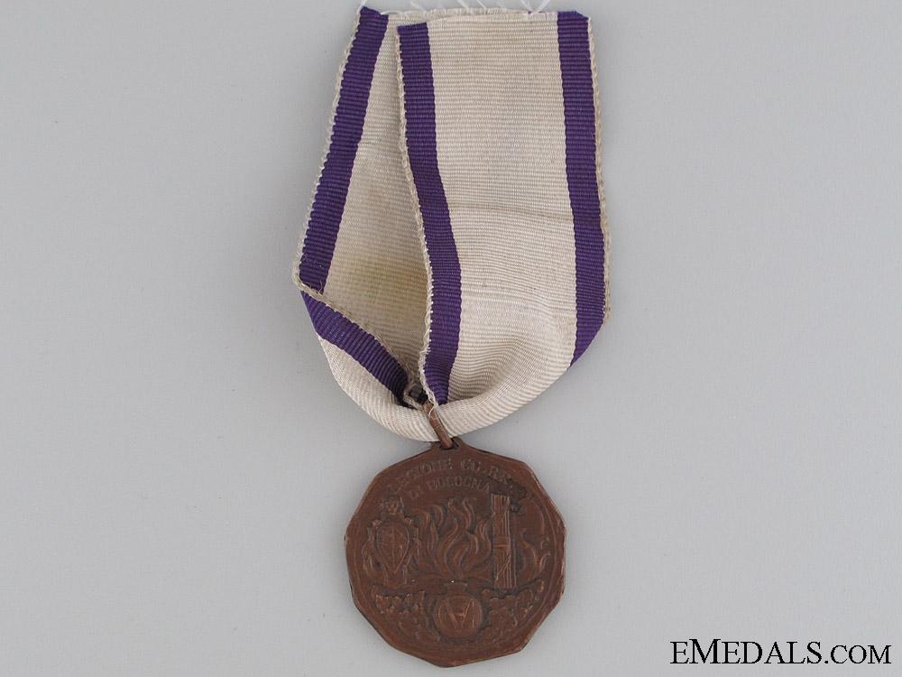 Italian Royal Carabinieri, Bologna Legion Medal
