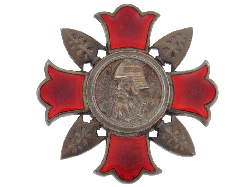 WWII Military Wound Badge, Non-Combat