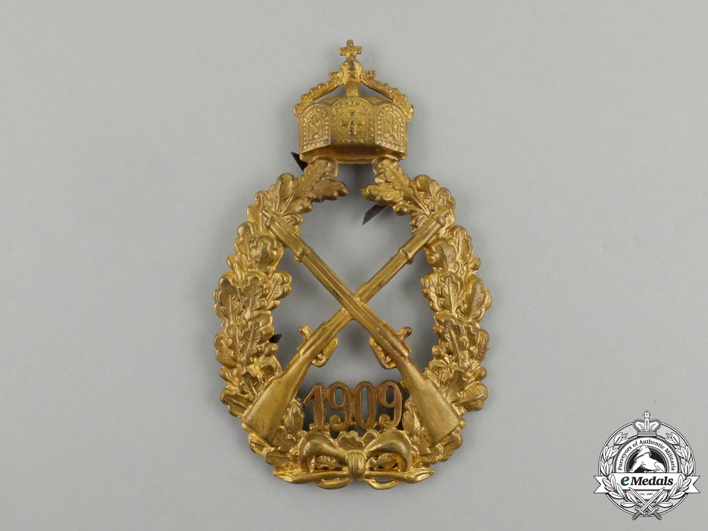 An Imperial German Arm Badge