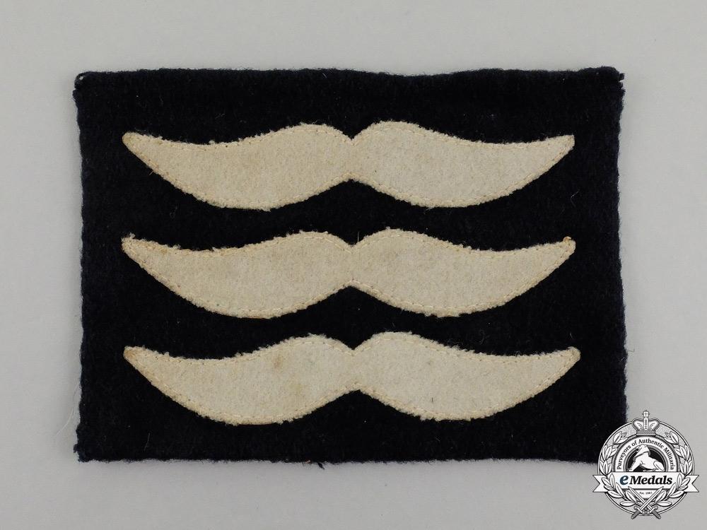 Germany, Luftwaffe. A Sergeant Rank Sleeve Patch