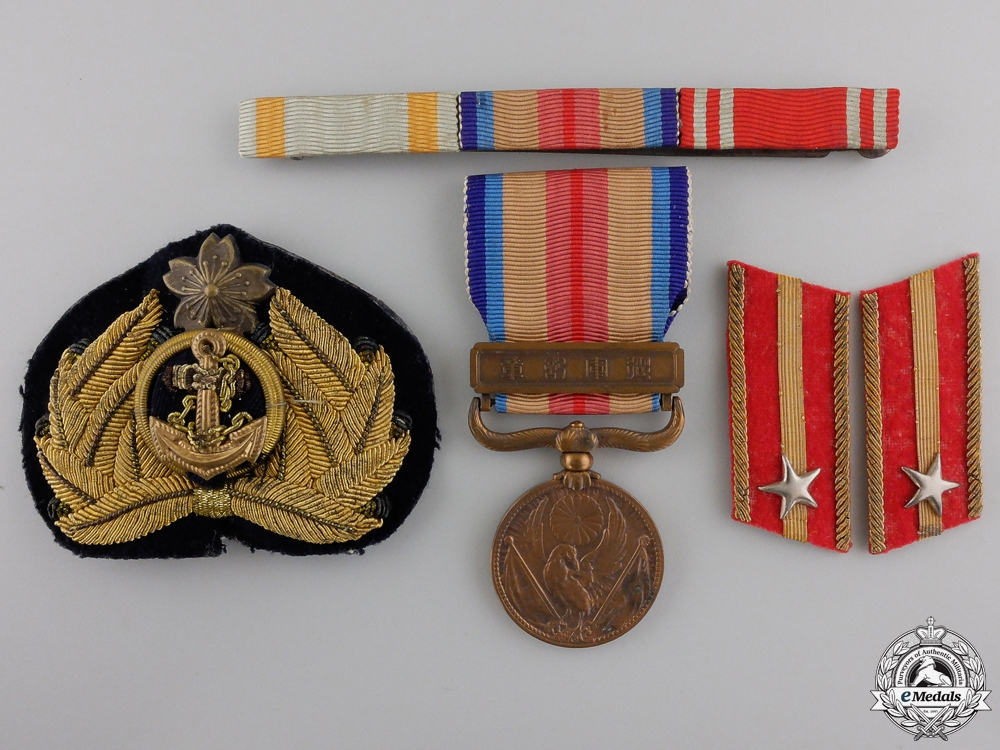 Japanese Second War Insignia and Awards