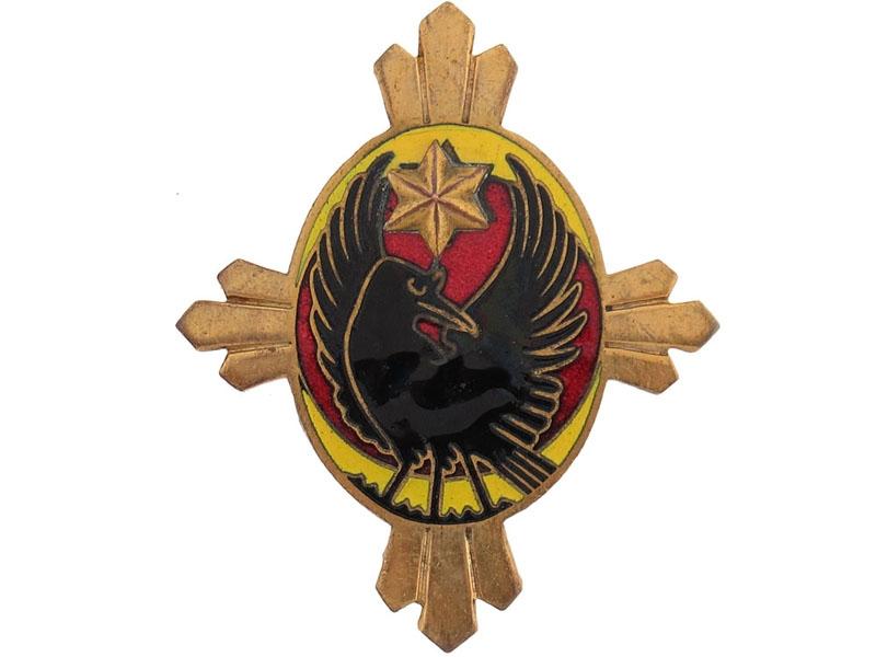 Three-Legged Raven (Yata-no-Karasu) Badge