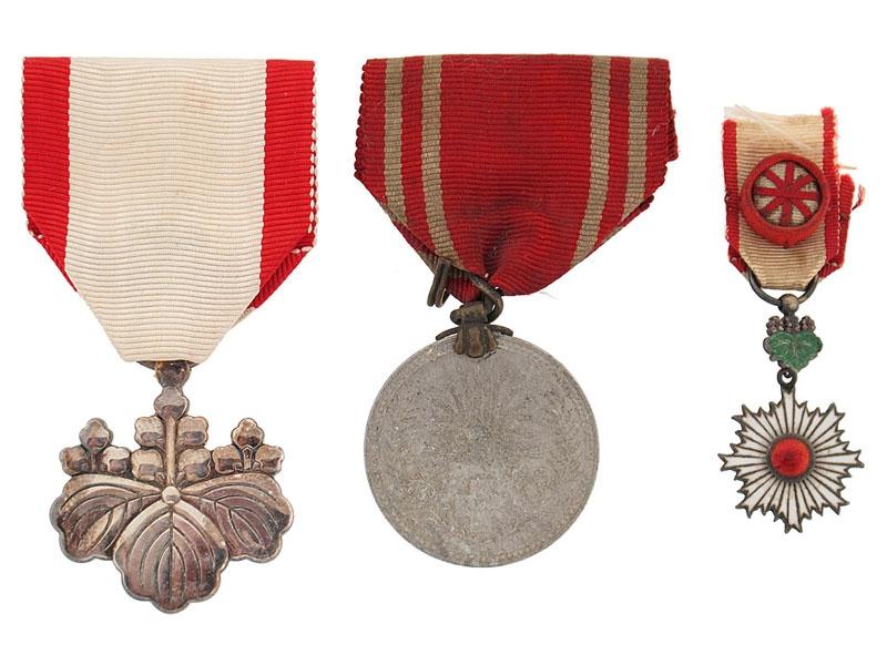 Set of Three Awards