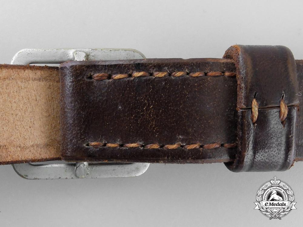 A Second War German Shoulder Strap