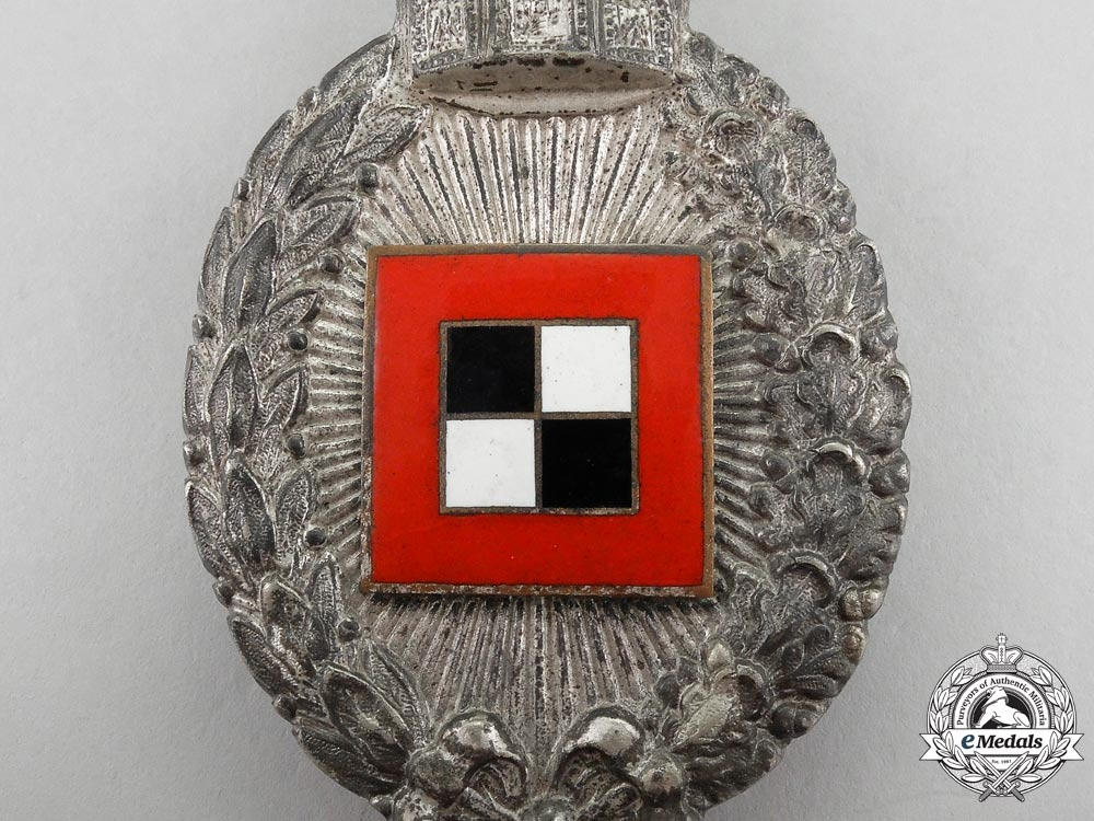 Prussia, State. An Observer's Badge, by Paul Meybauer, c.1918