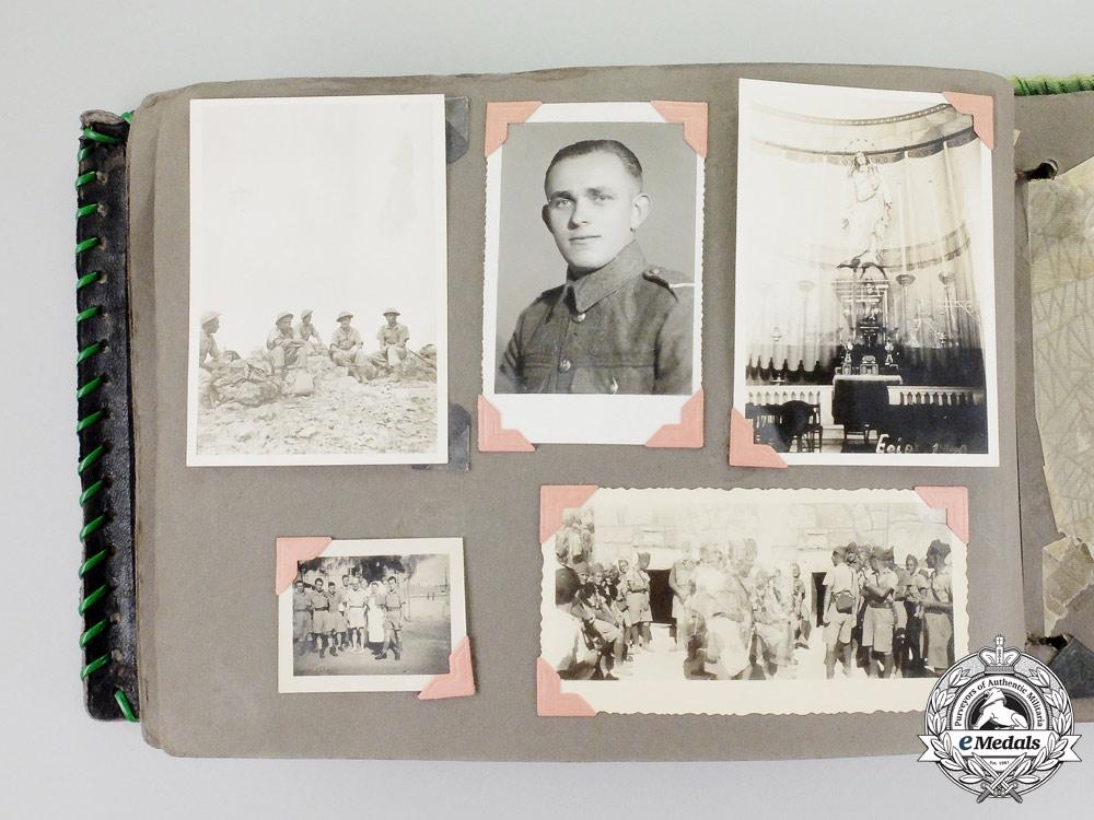 Poland. A 1940 Photo Album of Service in Palestine
