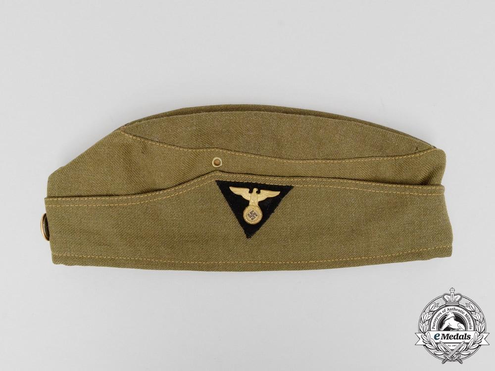 A Third Reich Period SA of the NSDAP Overseas Cap