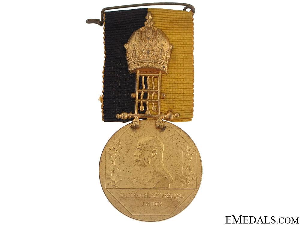 Kaiser-Jubilaums Festzugs Medal 1908