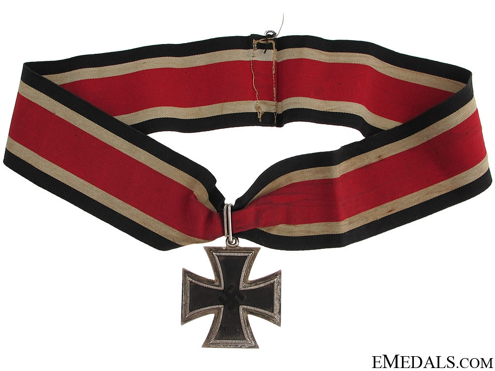 "Knight""¢¯s Cross of the Iron Cross 1939 - # 65"