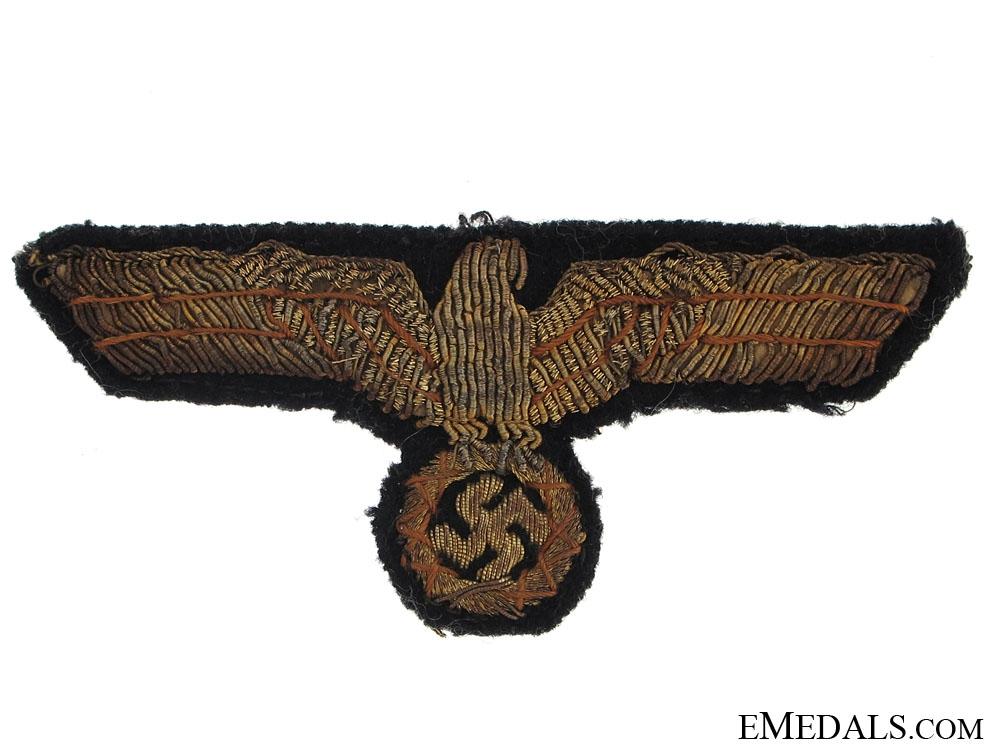 Kriegsmarine Officer's Breast Eagle