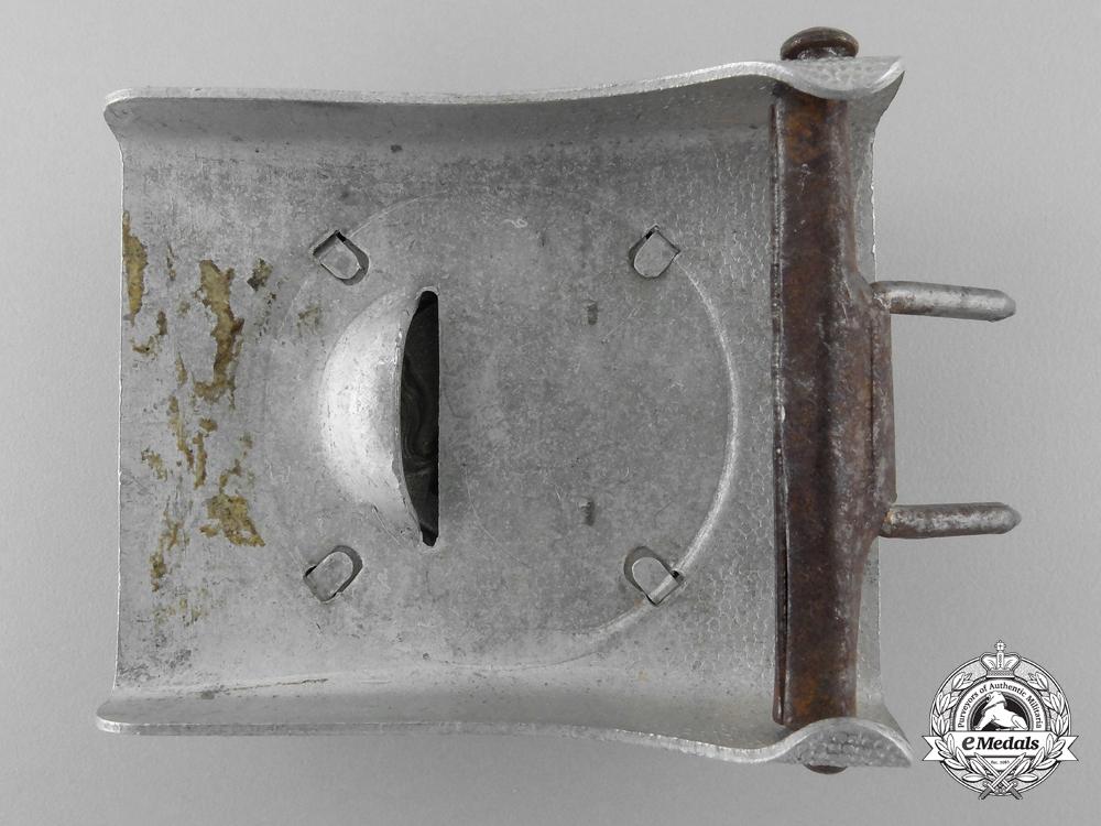 A Westfalen Fire Defence Enlisted Man's Belt Buckle