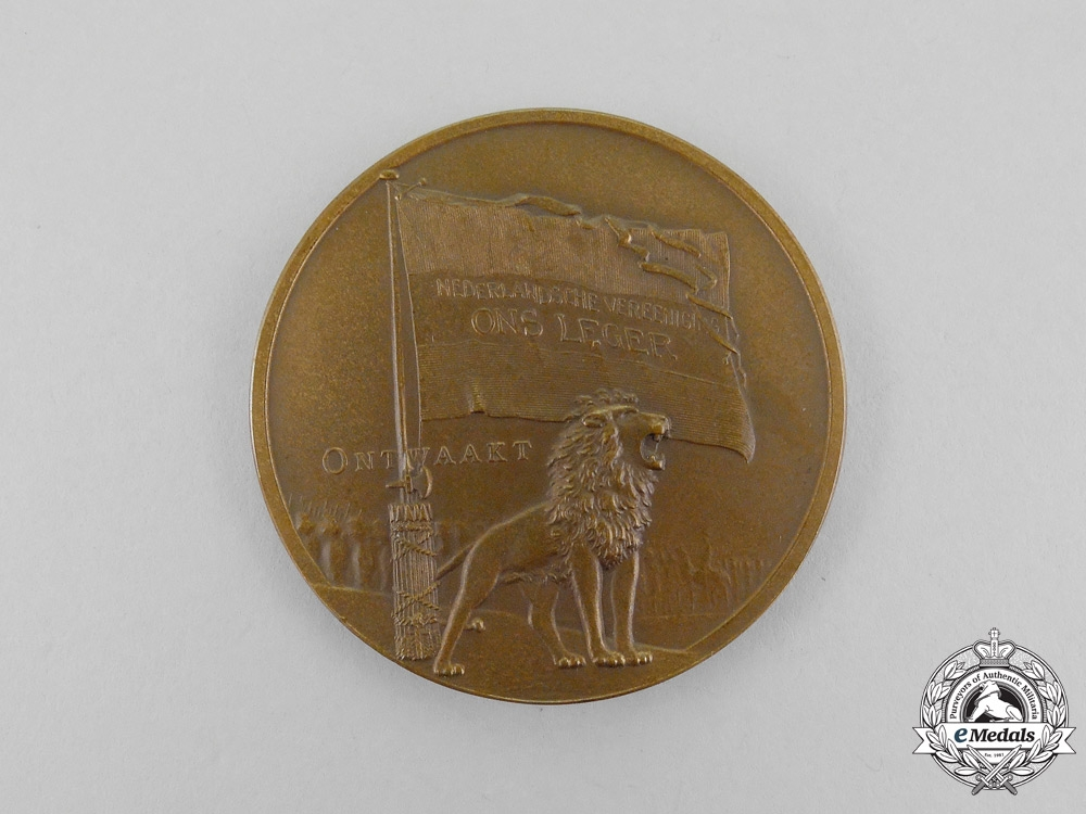 Netherlands. A Dutch Medal of Tribute for the Korea Fighters 1951