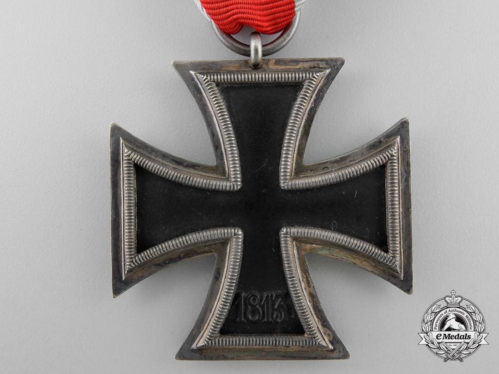 The Iron Cross 1939  1st & 2nd Classes of Luftwaffe Oberleutnant Karl Schuh