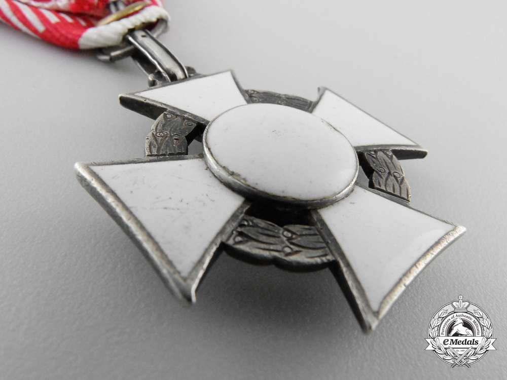 Austria, Empire. A Military Merit Cross, by V. Mayer, c.1916