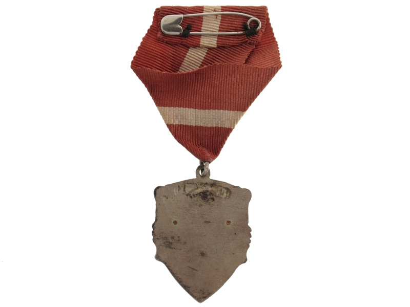 Liberation War Commem. Medal 1923