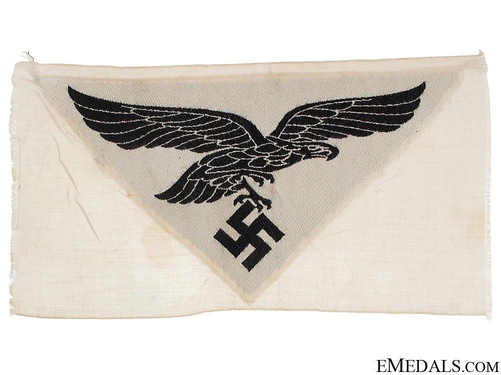 Large Luftwaffe Sport's Shirt Eagle