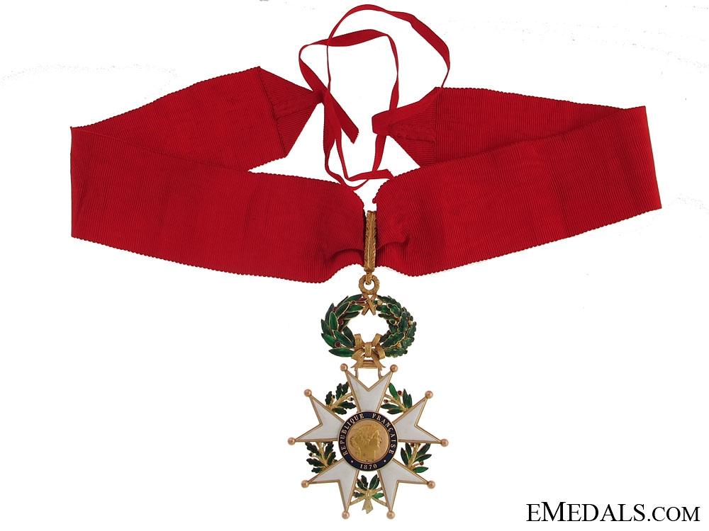 Legion D'Honneur – Commander