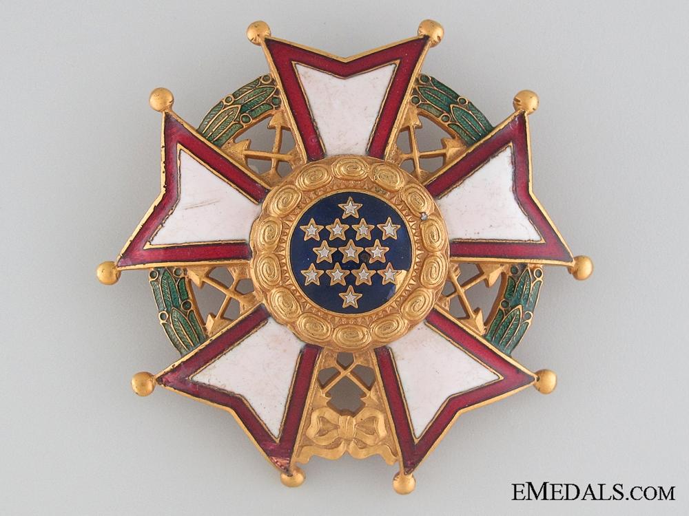 Legion of Honour - Chief Commander Breast Star