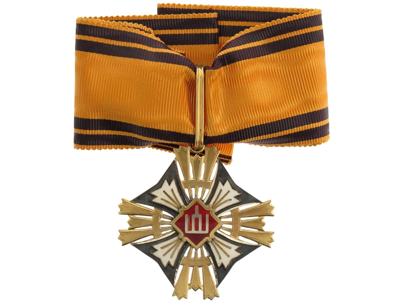 Order of the Grandduke Gediminas