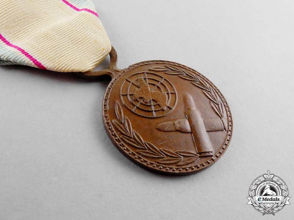 South Korea. A War Service Medal (AKA Incident Participation Medal) 1950-1953