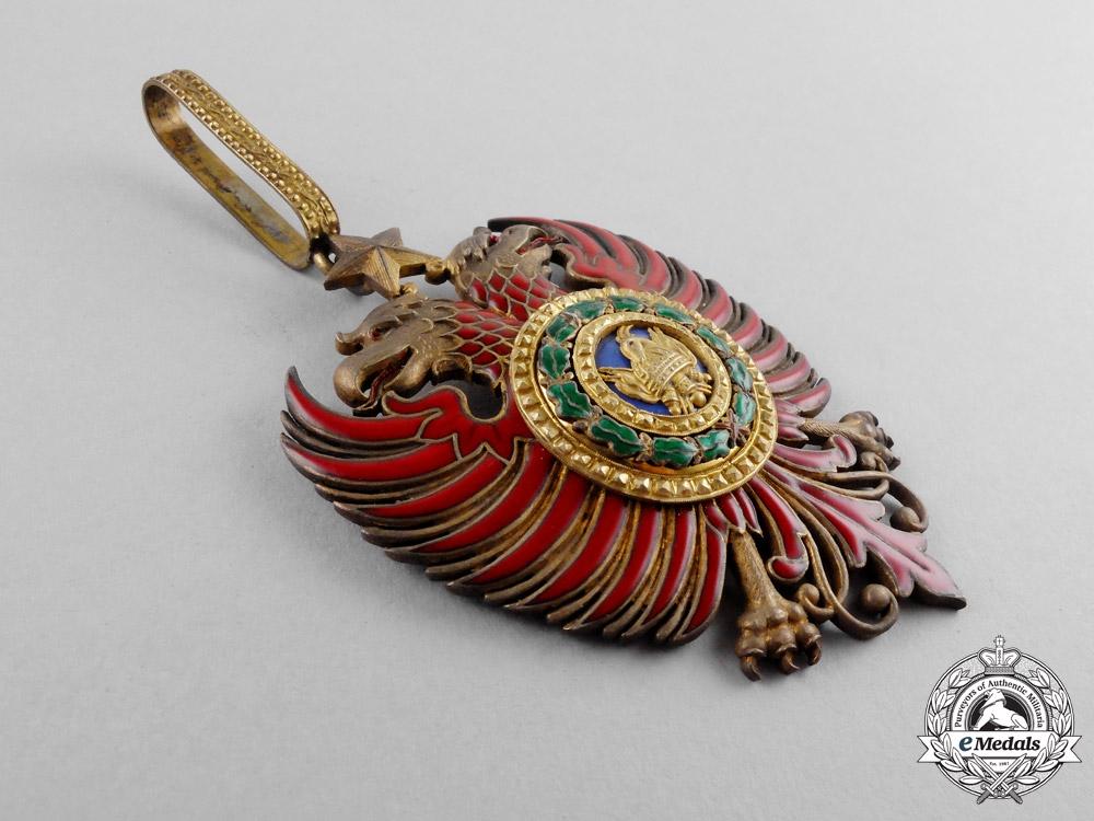 Albania, Italian Protectorate. An Order of Scanderbeg, Grand Officer, c.1940