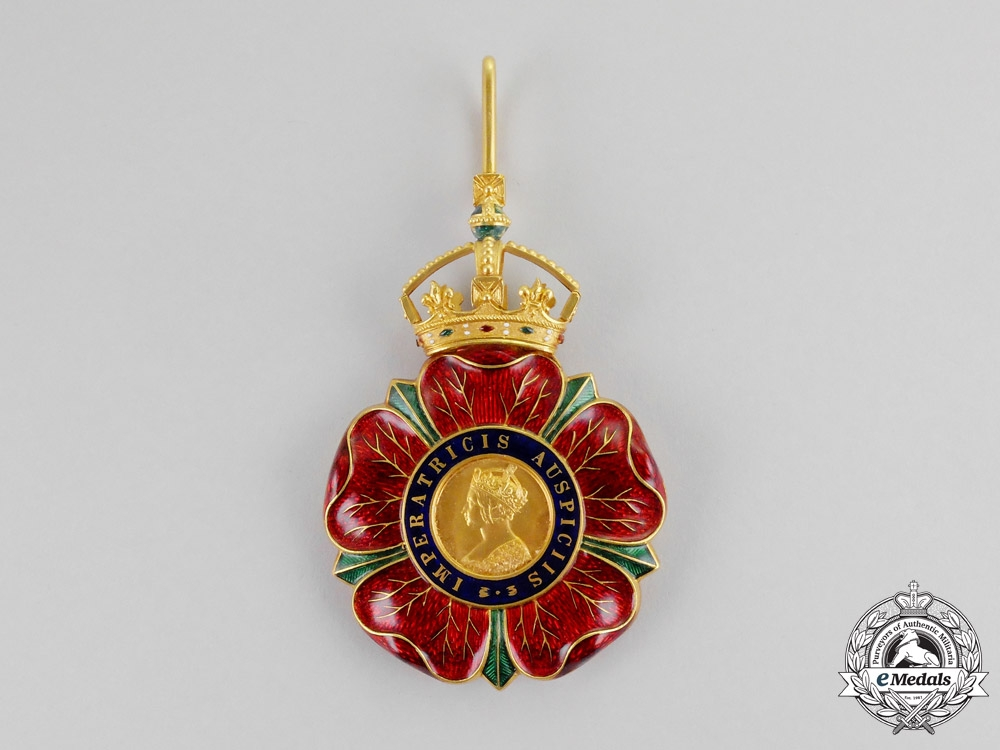 United Kingdom. A Most Eminent Order of the Indian Empire, K.C.I.E., Knight Commander