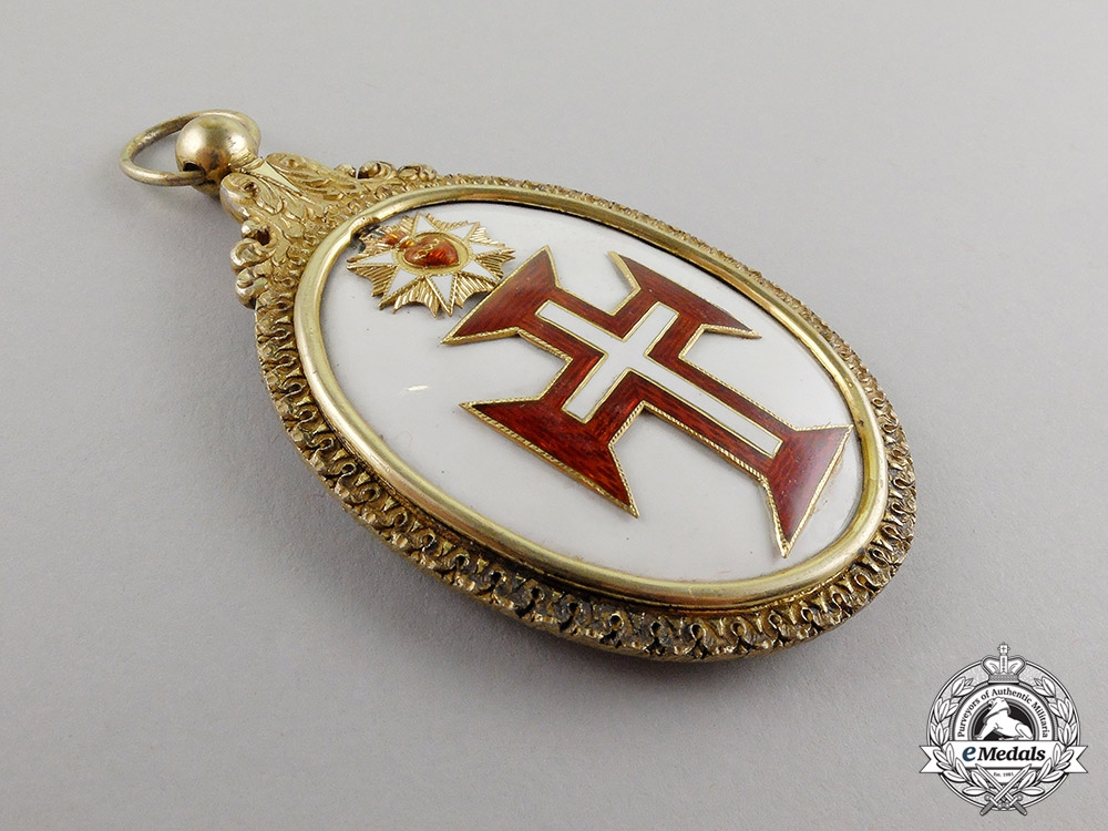Portugal, Kingdom. A Military Order of the Christ, Grand Cross, Type I, c.1900