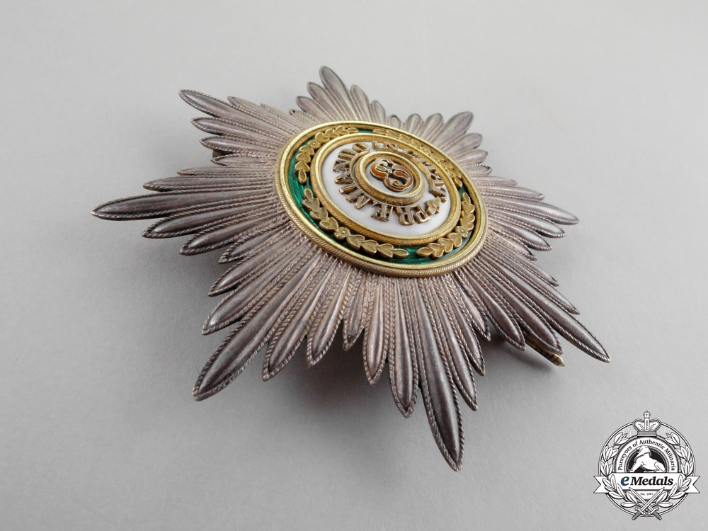 Russia, Imperial. An Order of St. Stanislaus, 1st Class Grand Cross Set, c.1907
