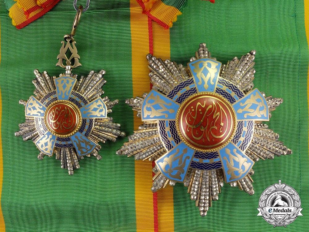 Egypt, Republic. An Order of the Republic, 1st Class Grand Cordon, c.1953