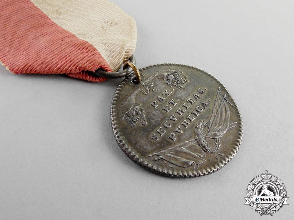 Austria, Imperial. A Province of Limburg Volunteer & Meritorious Service Medal, c.1790