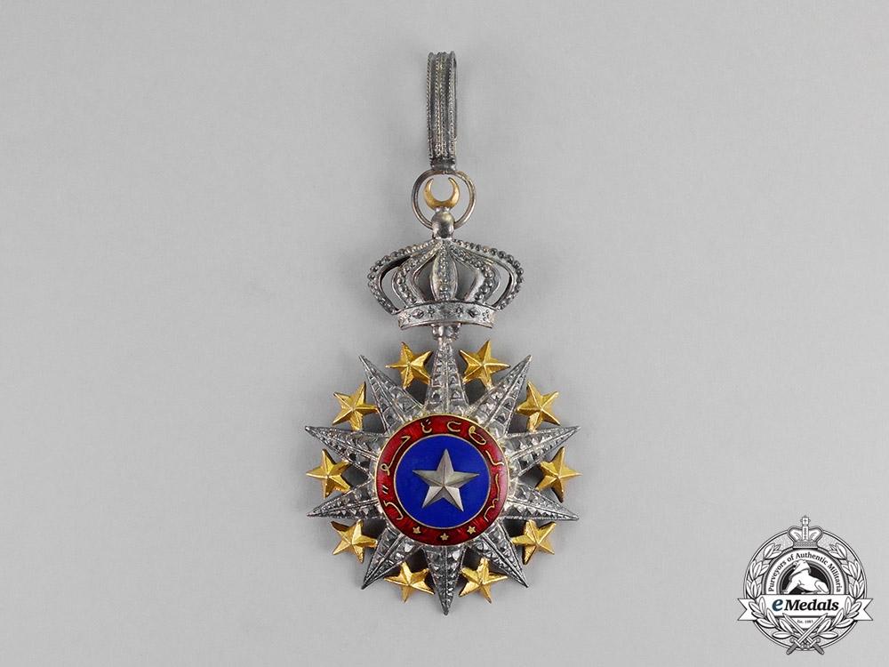 France, Colonial Somaliland. An Ordre du Nichan el Anouar, Commander, c.1930