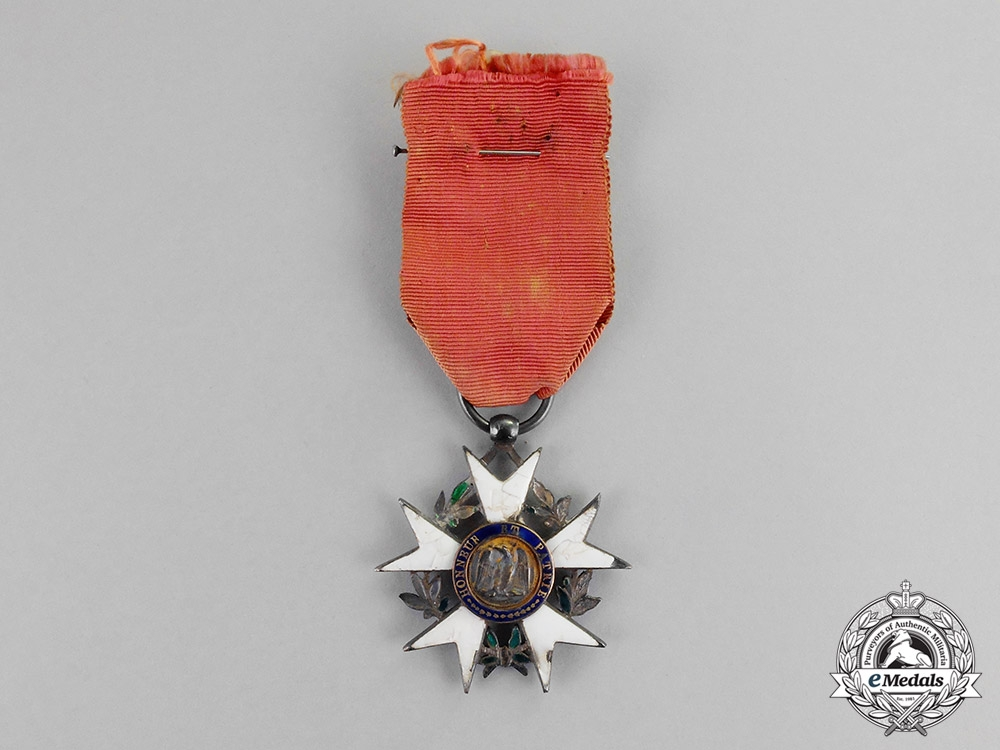 France, Napoleonic Kingdom. A Legion D'Honneur, Officer's Cross, Type I, c.1804