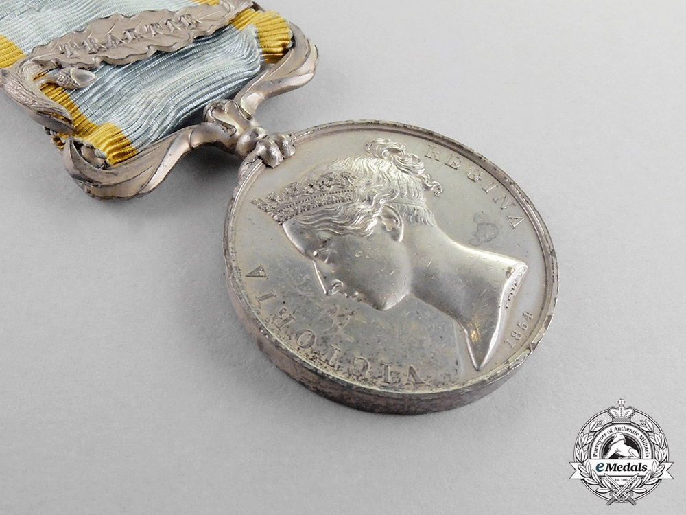 France, Napoleon III Kingdom. A Medaille de Crimee, Traktir Bar