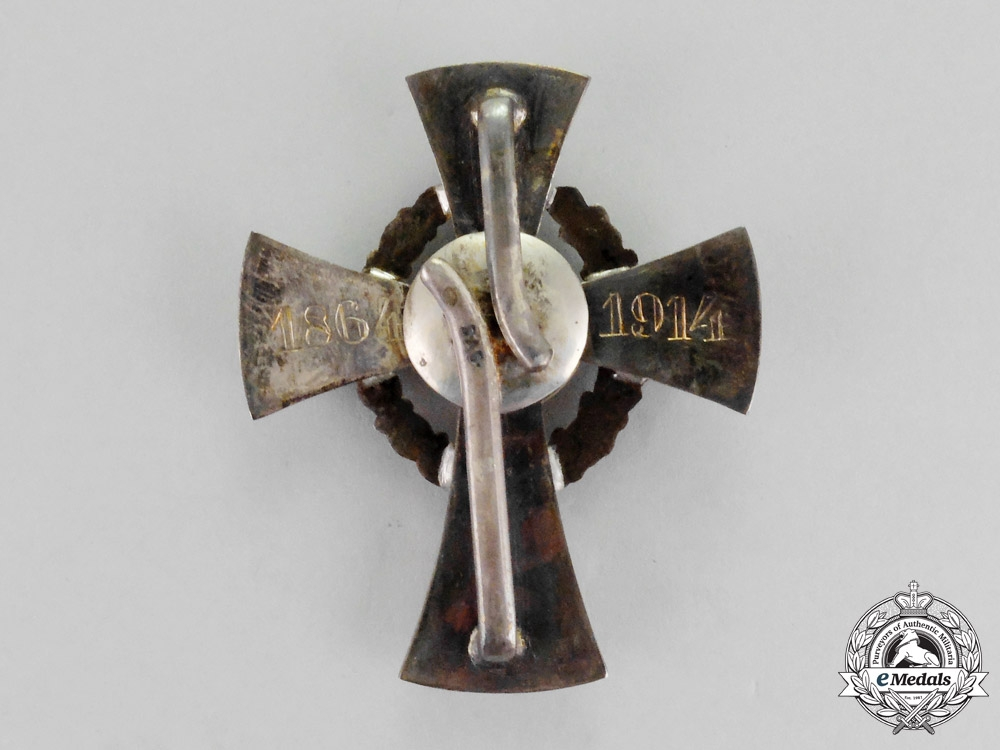Austria, Imperial. A Red Cross Officer's Decoration, First Class, c.1914