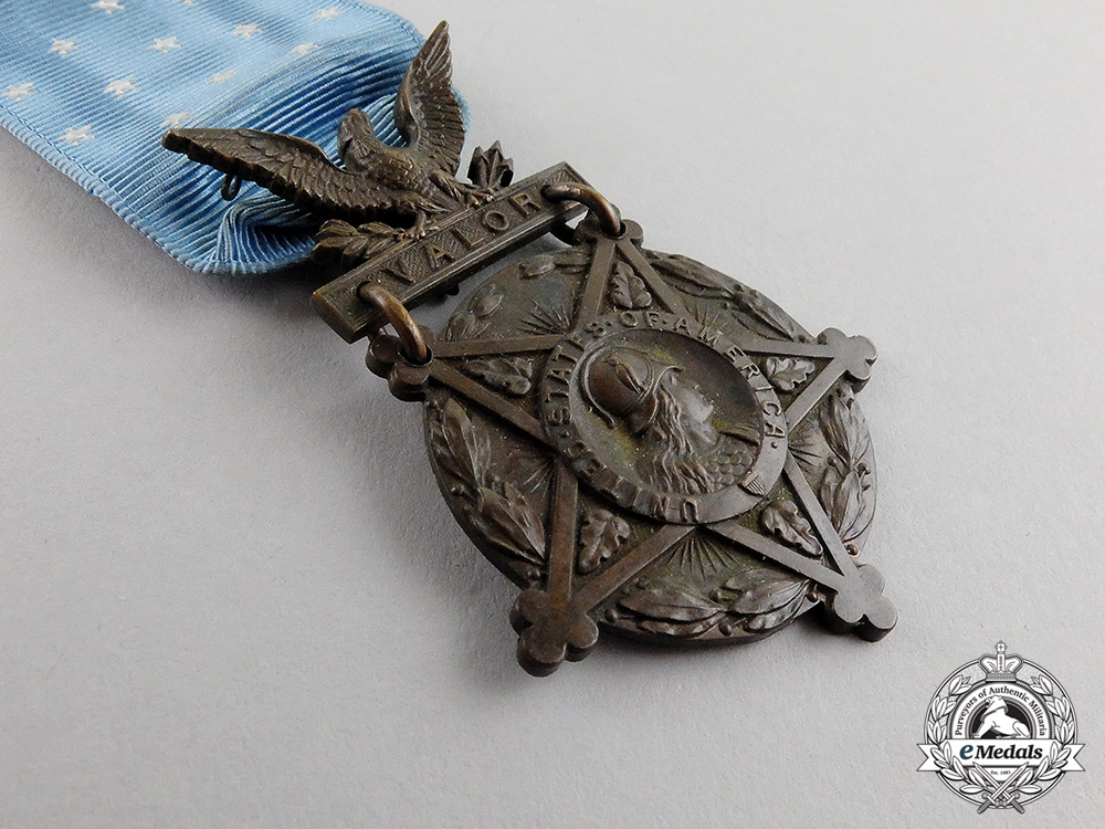 United States. An Army Medal of Honor, Prototype, Type III, c.1905